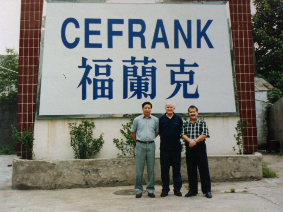 CEFRANK China